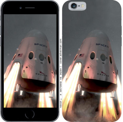 SpaceX Dragon iPhone 6