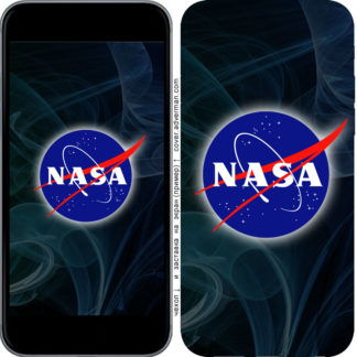 NASA logo phonecase