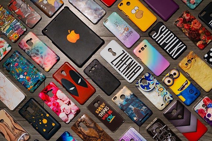 Чехлі на телефоні и планшеті купить с доставкой по Украине